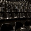 Empty seats in a concert hall — Stock Photo #53839279