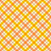 Plaid fabric background — Stock Vector
