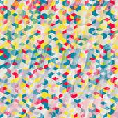 Endless mosaic — Stockvektor