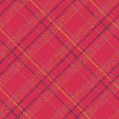 Scratchy tartan background for decoration or backdrop. Abstract  — Stock Vector