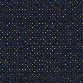Regular dot grid backdrop. Abstract contrast pattern. Yellow blue colors. — Stockvektor