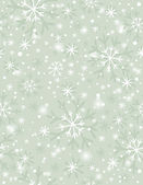 Beige background with snowflakes,  vector  — Stock Vector