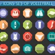 ������, ������: Vector set of flat icons