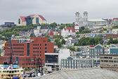 Harbor City of St Johns in Newfoundland — Stock Photo