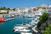 Port of Ciutadella, Menorca — Stock Photo