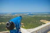 Menorca, view to Cap de Cavalleria and Fornells — ストック写真