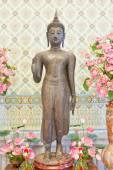 Socha Buddhy v Thajsku — Stock fotografie