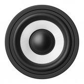 Bass sound speaker — Stock Photo