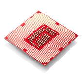 Centrální procesorová jednotka — Stock fotografie