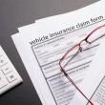 Vehicle insurance Claim Form — Stock Photo #52518727
