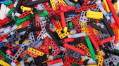 Lego blocks — Stock Photo