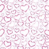 Romantic Seamless Pattern, Texture — Stock Vector