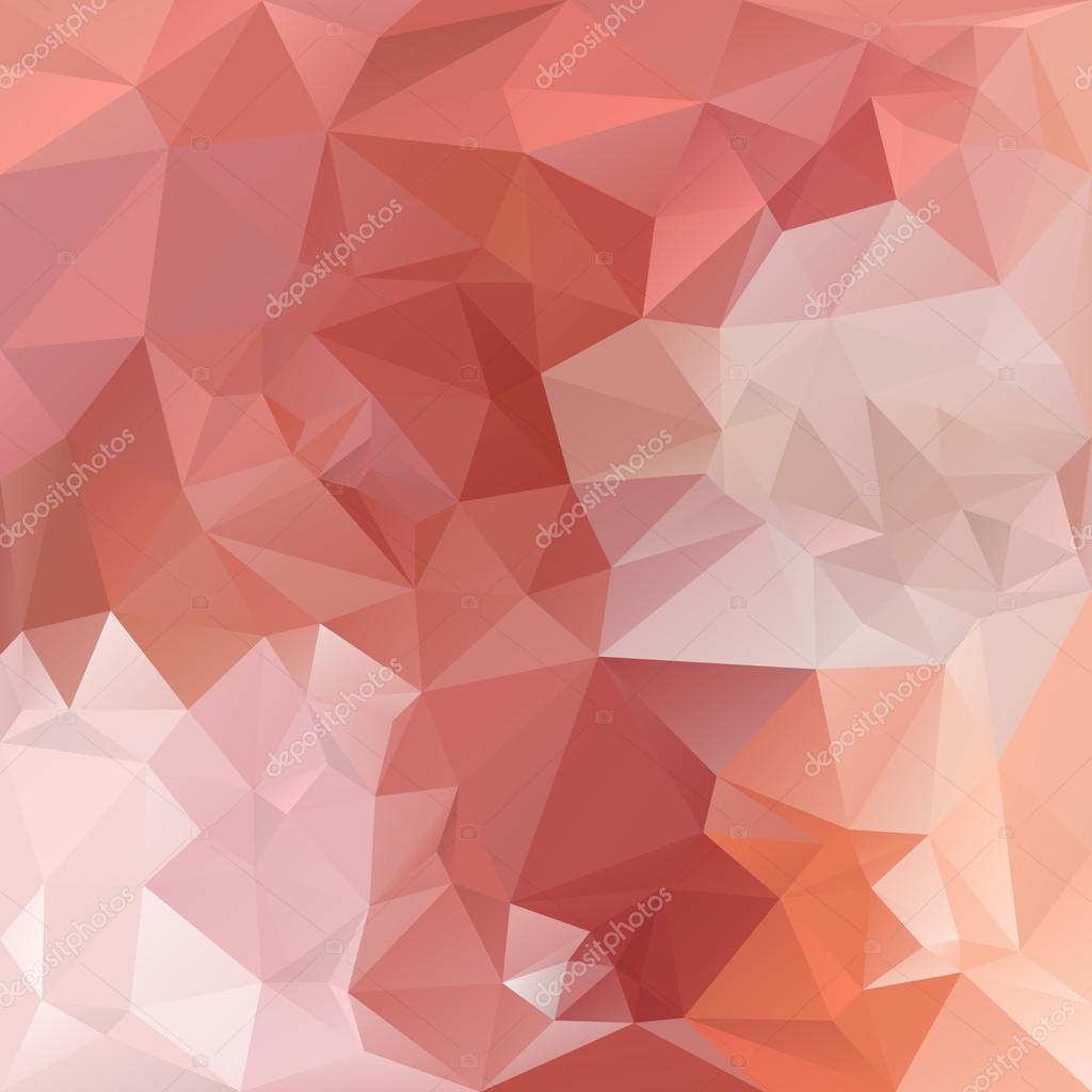 用不规则方格花纹图案矢量多边形背景