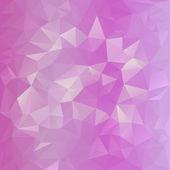 用不规则方格花纹图案矢量多边形背景 — 图库矢量图片