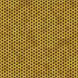 Gold metal perforated sheet seamless pattern texture — Stock Photo #84157368