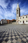 The church of the Annunciation of the Blessed Virgin Mary in Mal — Stock Photo