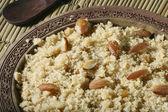 Halwaua e Aurd Sujee - a Semolina Pudding — Stock Photo