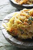 Aloo Tikki or Potato Cutlets from India — Stock Photo
