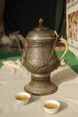Kashmiri Masala tea — Stock Photo