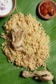 Kerala Style Biryani — Stock Photo