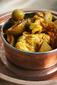 Mixed vegetable pickle — Stock Photo