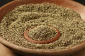 Ajwine or Carom Seeds — Stock Photo