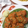 Chicken sukka - A preparation from Mangalore — Stock Photo #54019453