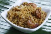Ukkarai-это традиционное блюдо из Тамилнаду — Стоковое фото