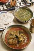 Pakku Mutton curry - A typical mutton curry of Sikkim. — Stock Photo