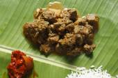 Kanthal curry - An Indian special dish made with Jackfruit. — Stock Photo