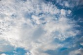 Abstract cloudy sky background — Stock Photo