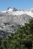 Dachstein panorama — Stock Photo