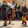 Medieval Warriors Fight — Stock Photo #58944235
