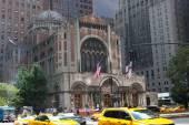 St Barts Church in Manhattan — Stock Photo