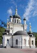 Foros Church of the Resurrection in the Crimea — Foto de Stock