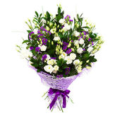Gorgeous wedding bouquet — Photo