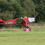 Miles Hawk vintage aircraft — Stock Photo #56427823