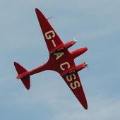 De Havilland DH88 Comet Racer — Foto Stock
