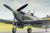 Spitfire fighter — Stock Photo