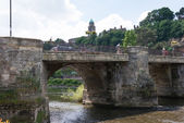 Bridgenorth Shropshire UK — Stock Photo