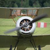 Vintage rotary engine — Foto de Stock