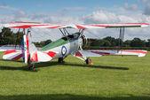 Avro Tutor bi plane — Stock Photo