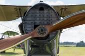 Vintage British Bristol F2B aircraft  — Foto de Stock