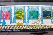 Berlin Wall — Stock Photo