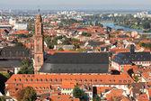 Cityscape of Heidelberg  — Stock fotografie