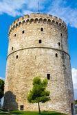 White Tower of  Thessaloniki — Stockfoto