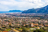 Cityscape of Palermo, In Italy — Stock Photo