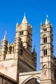 Palermo Cathedral — Fotografia Stock