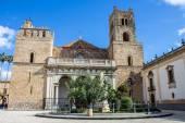 A Catedral de Monreale, perto de Palermo, Itália — Fotografia Stock