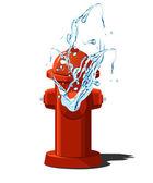 Fire hydrant — Stock Vector
